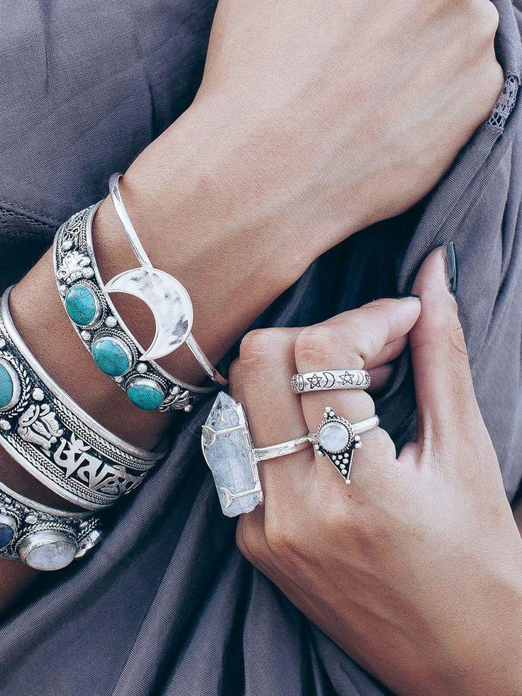 Crescent Master Bracelet