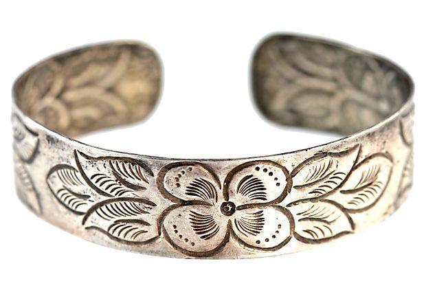 Sanborn's of Mexico Silver Bracelet on OneKingsLane.com