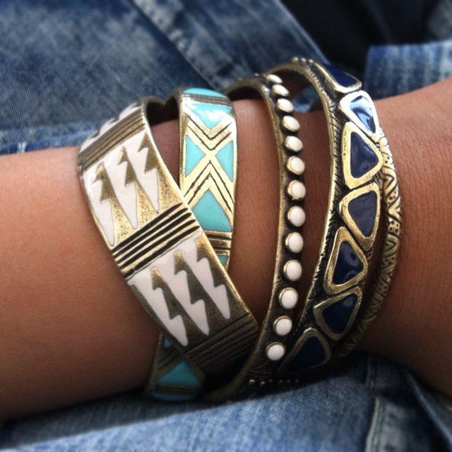 tribal bangles