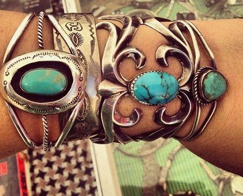 turquoise jewelry | Tumblr