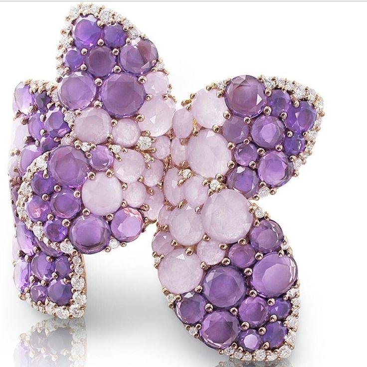 Кольцо#secretgarden от ювелирного дома Pasquale Bruni