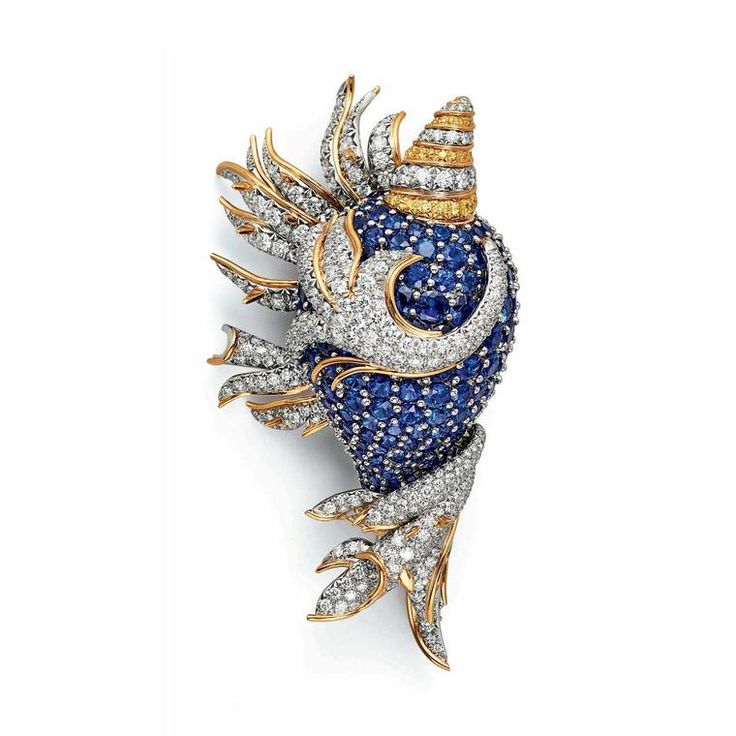 Brooches make a fashionable comeback | The Jewellery Editor