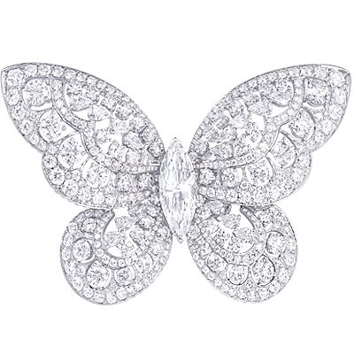 Brooches Jewels Diamond Butterfly Ring Graff Diamonds