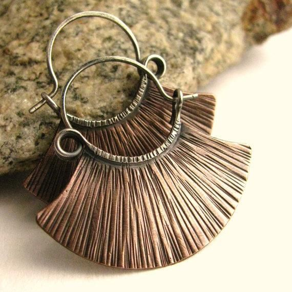 How To Make Textured Metal Jewelry: Forming & Soldering