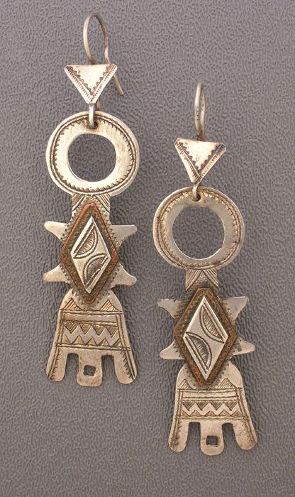 Tuareg sterling silver