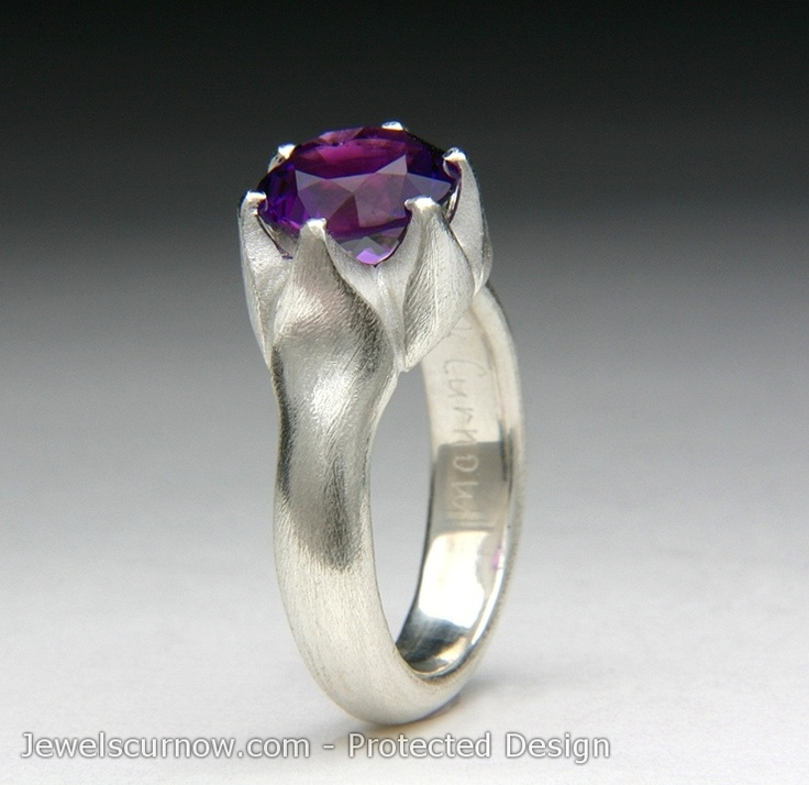 Lotus Ring  jewelscurnow.com