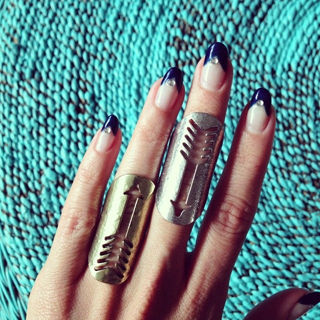 Samanca Jewelry on Etsy and Instagram #boho #bohemian #arrow #turquoise
