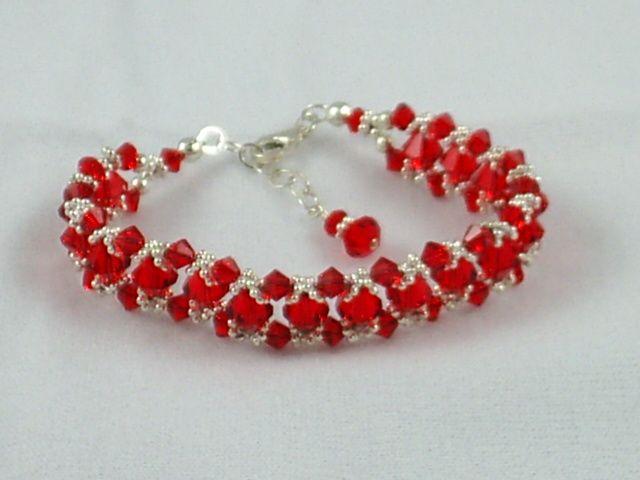 Swarovski Crystal Bracelets   Swarovski Bicone Bracelets, Bracelets Jewels By Jo...