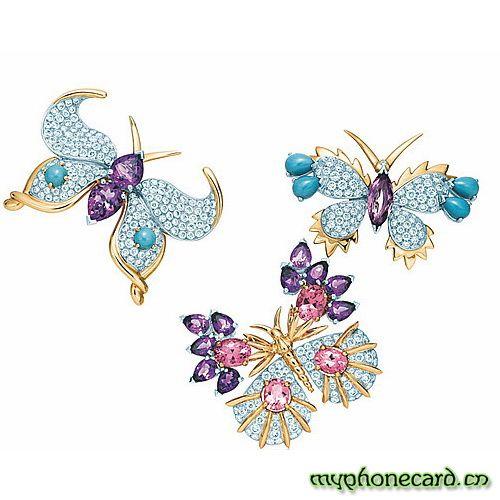 Tiffany jewelries: Tiffany jewelry designer:Jean Schlumberger