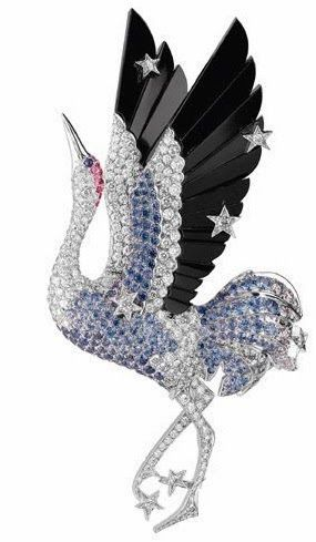 Van Cleef & Arpels- Les Voyages Extraordinaires collection..... The High Jewelry...