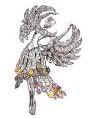 ballet precieux collection van cleef & arpels