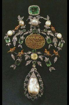 ottoman empirejewelryVintage Antiques Jewelry, Ottoman Empire,   TOPKAPI PLACE -...