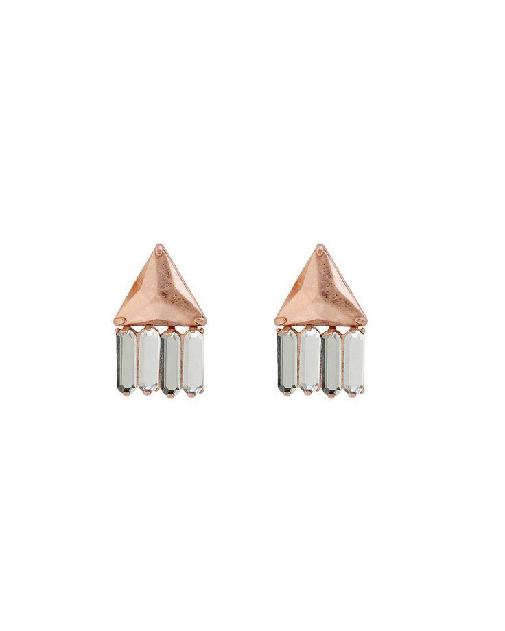 Cliffrose Stud Earring