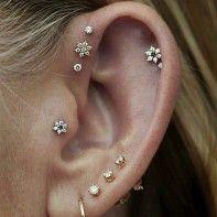EAR BLING.... want so many earings!