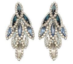 Elizabeth Cole Jewelry - Blue Ombre Bacall Earrings