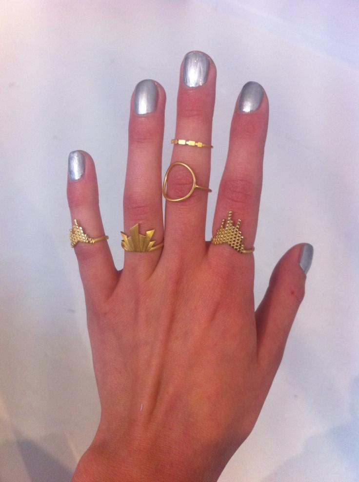 rings - Maria Black