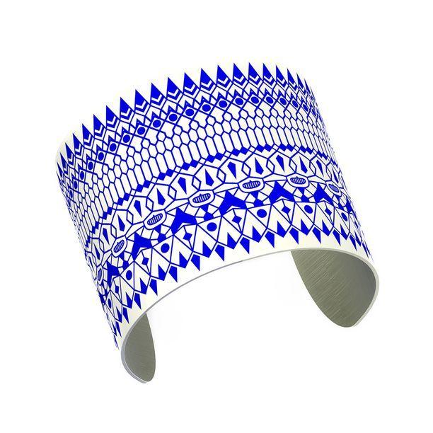 Textiles Cuff.