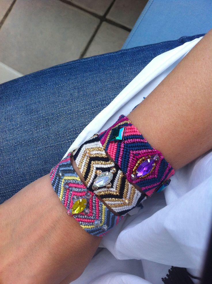 summer friendship bracelets