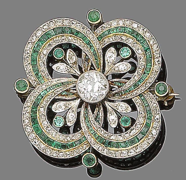 Diamonds & Emeralds?