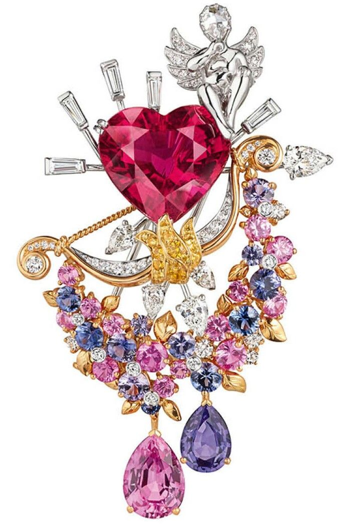 Le Secret high jewellery new collection by Van Cleef & Arpels