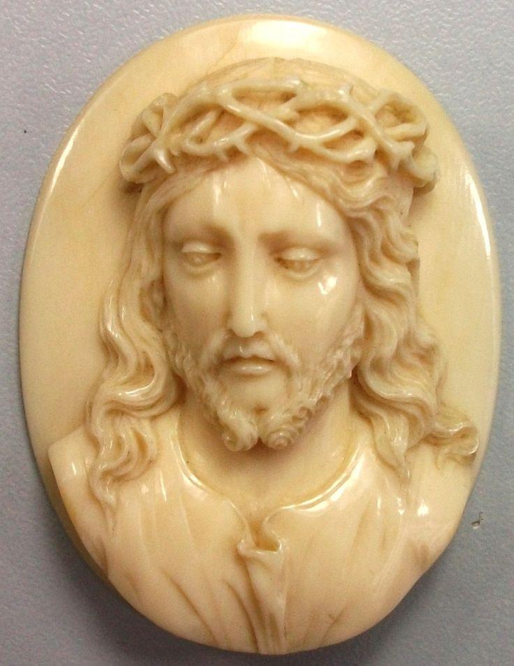 Rare cameo of Jesus