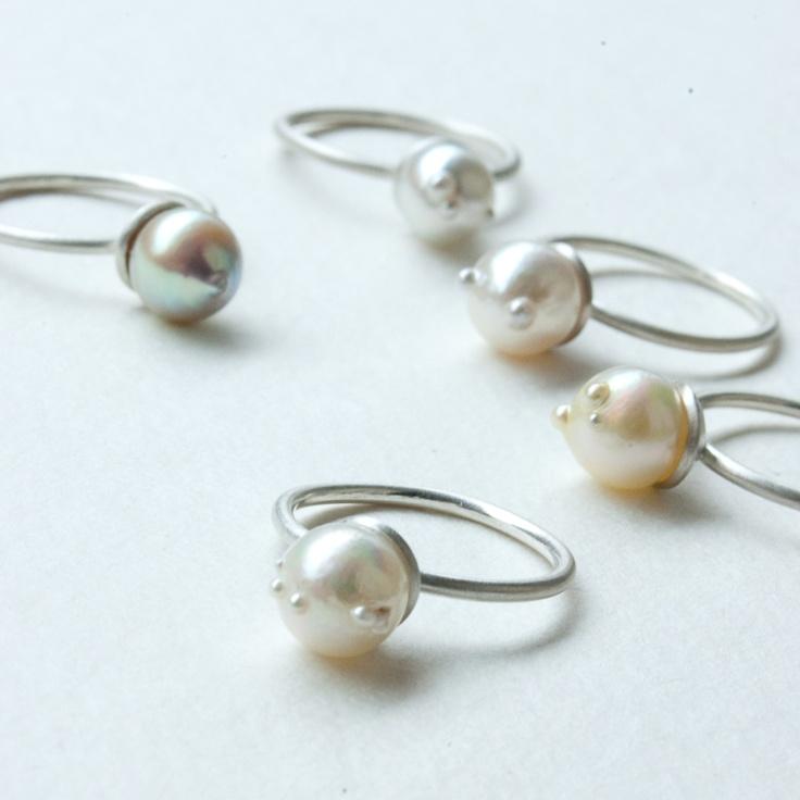 Rui Kikuchi - Jewellery   Rings 指輪