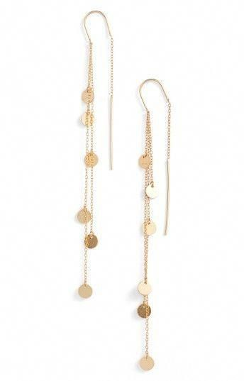 Argentovivo Cascading Drop Earrings