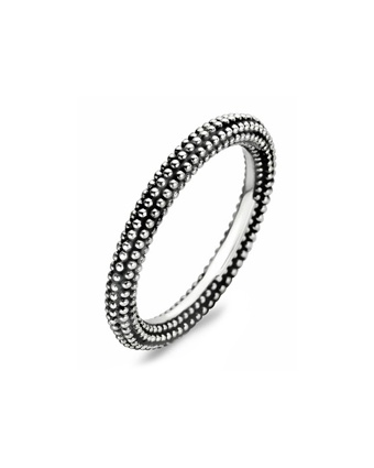 Ti Sento 1833 Silver Ring Available at: www.always-foreve...