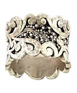fabulous silver ring