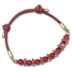 Polly Red Bracelet