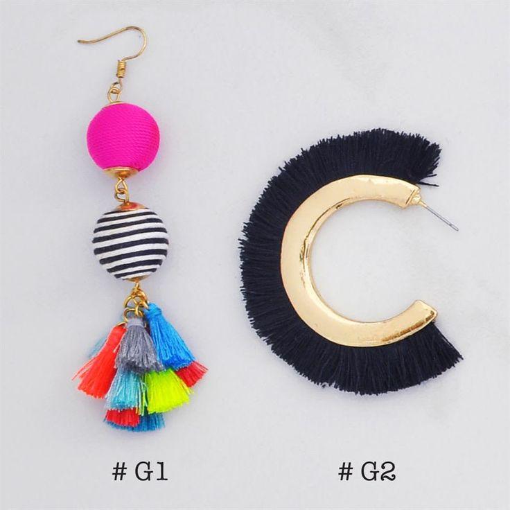 Tassel Earrings | 21 Styles | Jane | ♦F&I♦