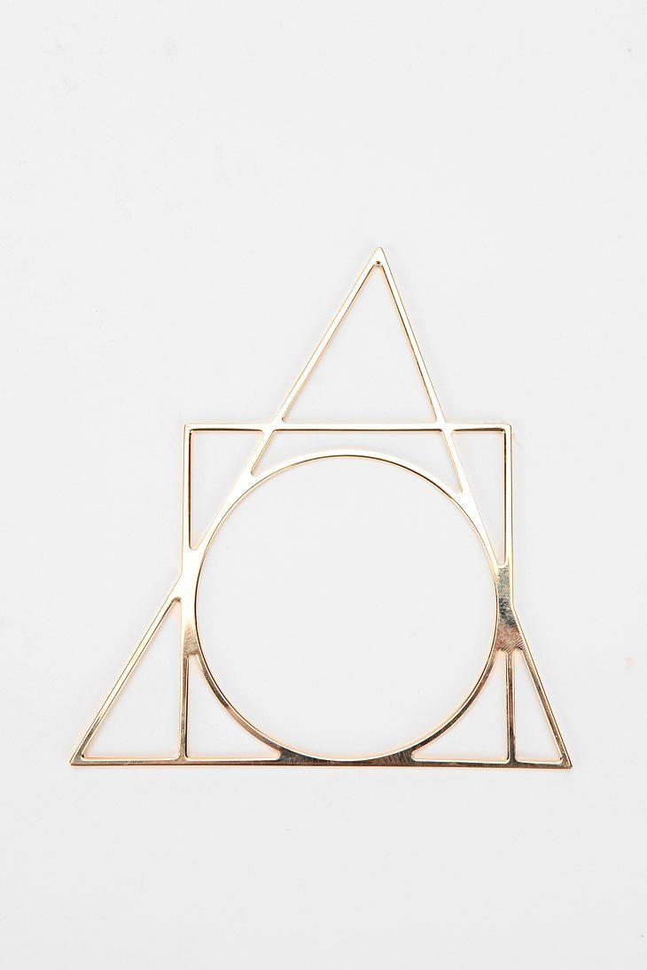 Bauhaus bangle / MariaFrancescaPepe