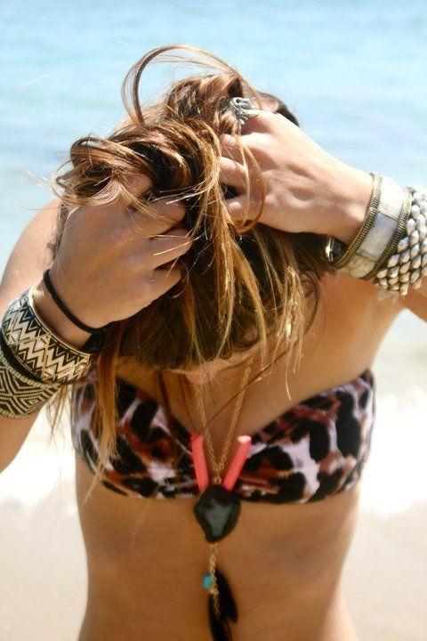 Beach boho #Fashiolista #Inspiration