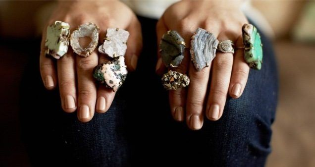 Roslyn Gears Up for Mineralogy's Spring Collection Show