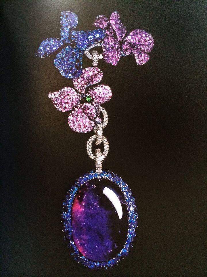 Brooches Jewels : Jewels by JAR  JoelArthur Rosenthal