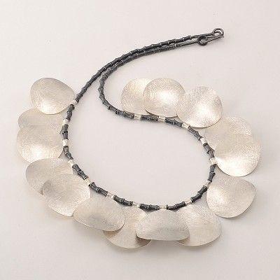 Enric Majoral - Necklace, Silver,
