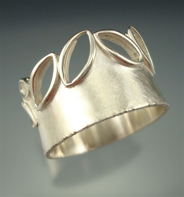 Danielle Miller's Marquises Ring: sterling silver