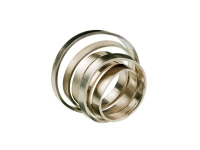 Linnie Mclarty - silver ring