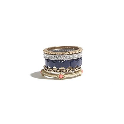 Madewell  Mix & Mingle Rings