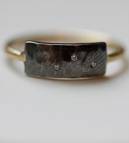 Sarah McGuire - Baguette Ring