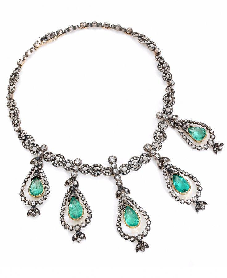 silver diamond necklaces. Pic# 4611 #silverdiamondnecklaces