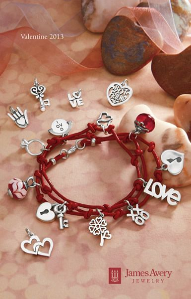 Valentines Jewelry : Valentine 2013 Catalog from James ...