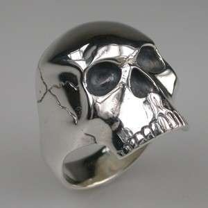 Bad Arse Jewelry For Valentine's Day Includes Skull Rings trendhunter.com