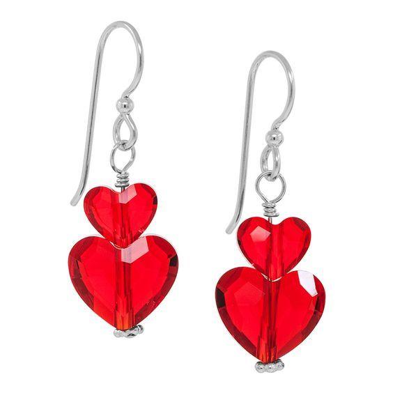Heart's Desire Earrings Inspiration Project