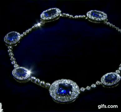 Queen Alexandrine's Sapphire Parure | The Royal Watcher