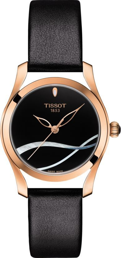 Tissot Ladies T-Wave Watch T1122103605100