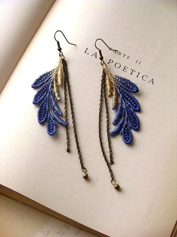 elsa earrings by whiteowl, etsy. STUNNING.