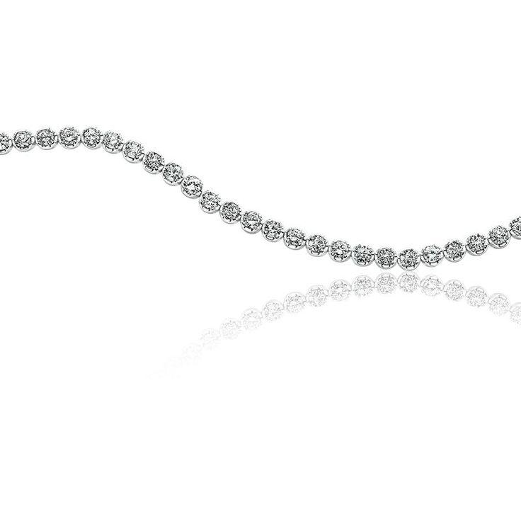 Diamond Tennis Bracelet 1ctw