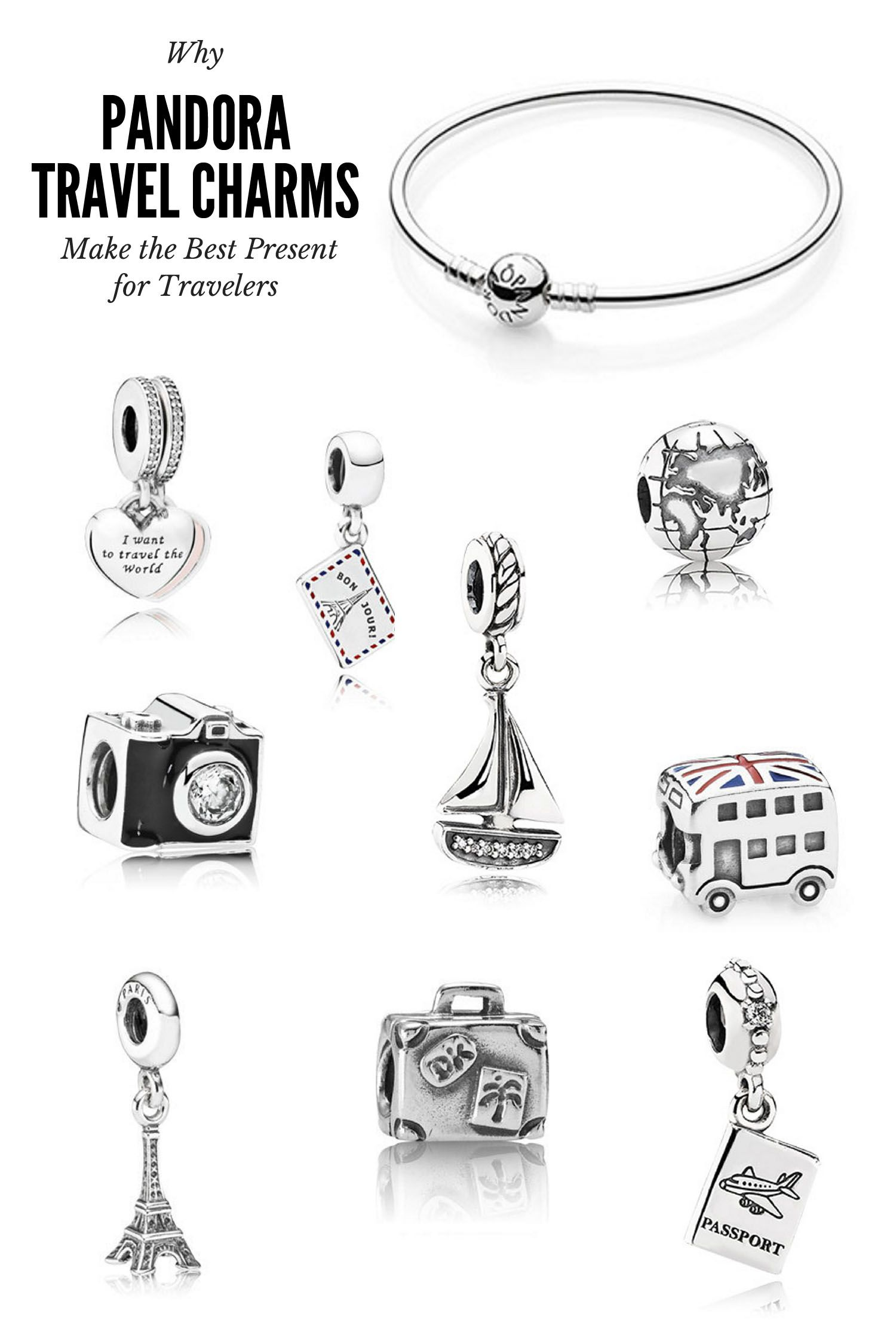 Why Pandora Travel Charms Make the Best Present for Travelers   The Backslackers