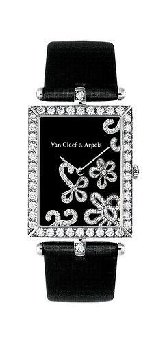 Van Cleef & Arpels Lady Arpels Dentelle watch